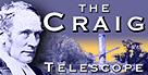 Greg's Craig Telescope site logo